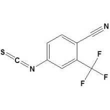 4-Isothiocyanato-2- (trifluoromethyl) Benzonitrile CAS No. 143782-23-4