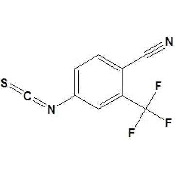 4-Isotiocianato-2- (trifluorometil) benzonitrilo Nº CAS 143782-23-4