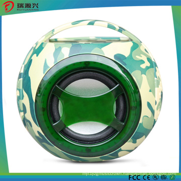 Colorful Magic Ball Portable Bluetooth Speaker (BS1001-003)