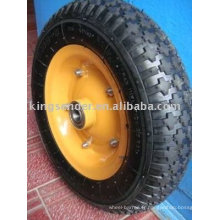 roue pneumatique