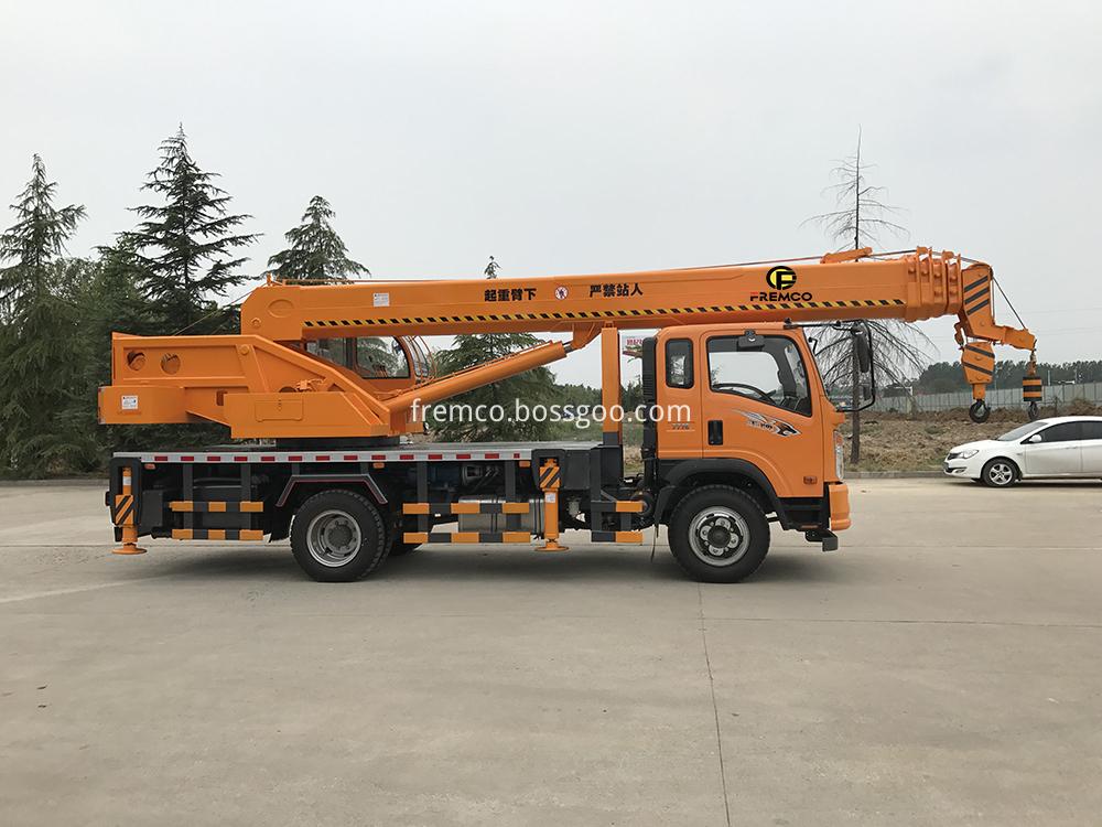 Hydraulic Lifting Machine