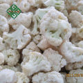 en vrac de brocoli surgelé chou-fleur congelé coupé en légume congelé