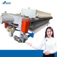 Papierherstellung Schlammentwässerung Shen Hong Fa Filterpresse