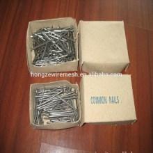 galvanized common nail/polishing common iron nails