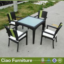 Сад стол и стулья Патио Обедая комплекты