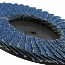 Ferramentas de retificação de disco flap de zircônia