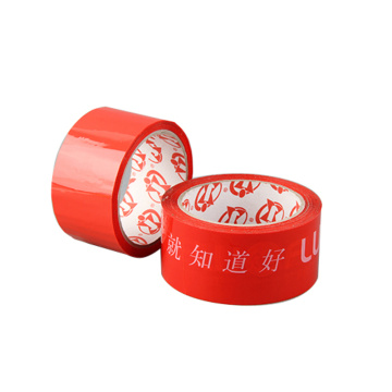 Custom Printed LOGO Super Clear Sellotape