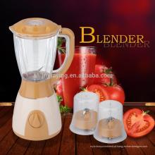 1.5L plástico Jar 3 em 1 boa qualidade Electric Fruit Blender