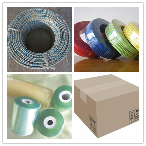 0.5mm2 Mica Insulated Fiberglass Braided Wire