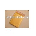 Custom design bubble mailing envelope with barrier bubble