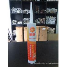 Uso de Selantes de Silicone na Cola de Silicone Gz-933)
