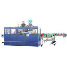 plastic bottles blowing molding machine