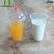 Tasse en plastique transparent de 20oz en plastique