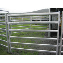 Australia Standard Galvanized Steel Yard Clear Fence Cattle Panels