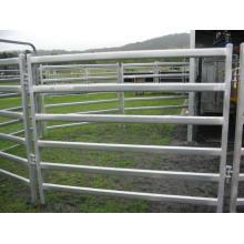 Austrália Padrão galvanizado aço Yard Clear Fence Cattle Panels
