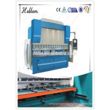 Máquina de doblado de metal hidráulica Autonmatic, dobladora, dobladora de chapa de hierro