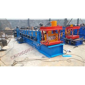 Máquina de formação de rolo de calha de metal com água de chuva