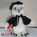 graduation owl plush