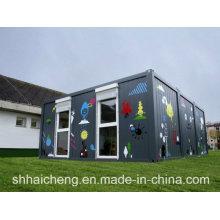 Modular Classroom / Prefab Kindergarten / stade d'enseignement modifié (shs-mc-aducation001)
