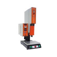 Máquina de soldadura plástica ultrasónica de columna cuadrada 20K