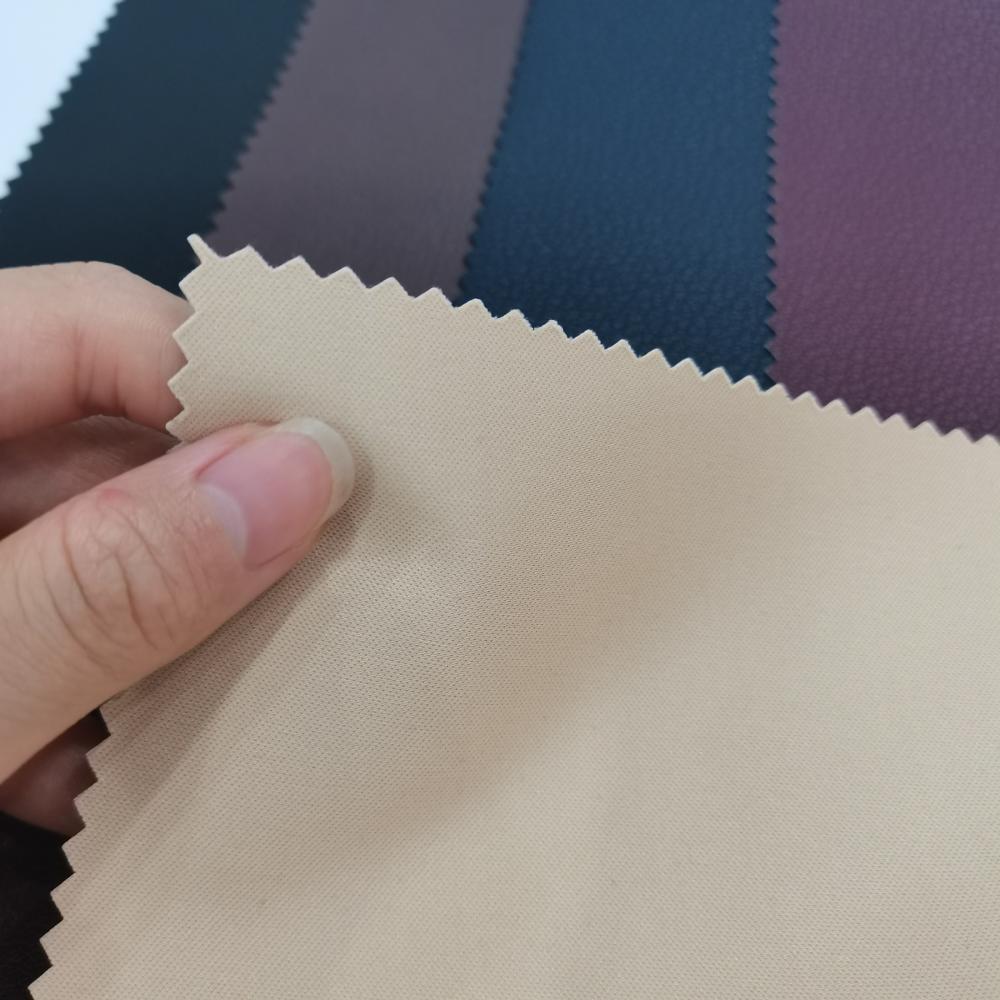 Small Litchi Grain Pu Leather 2