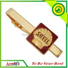 Precio de fábrica Alta calidad China Customized Metal Tie Bar o Tie Clip para regalo