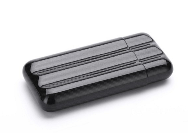 carbon fiber cigar case
