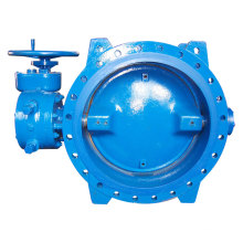 Flanged Butterfly Valve, Double Eccentric Pn10, Pn16, Pn26