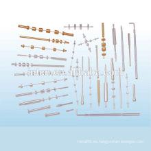 piezas de torneado estándar hechas en China