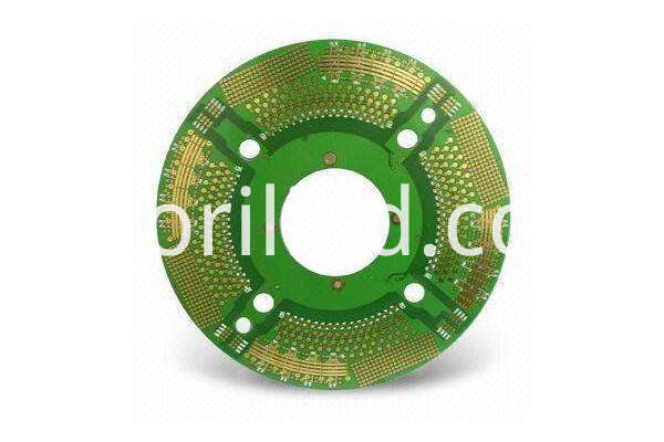 Multilayer rigid pcb board
