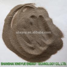 Whosales pó de óxido de alumínio fundido marrom 300 micrómetros