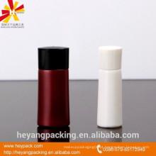 20ml frasco de dosagem plástico creme facial perfumado PE