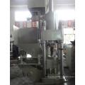Экогидравлическая машина для брикетирования металлической стружки из чугуна