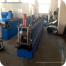 Perno prisionero y pista rodillo perfil conformado de acero de la máquina