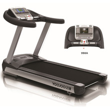 Hot Commercial Motorized Treadmill S998 with AC 6.0HP