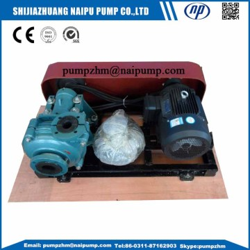 AH tungt centrifugal slurry pump