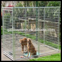 Cerca del perro de acero de Lowes / jaula grande de la cerca (precio bajo)