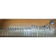 Stainless Steel Flatware Set 006