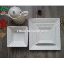 5pcs cerámica cena conjunto de vajilla de cerámica