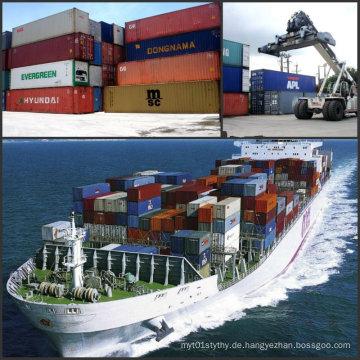 Seefracht / Seefracht / Schifffahrtsdienst nach Dar Es Salaam / Tansania