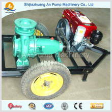 Centrifugal irrigation diesel water pump for sale