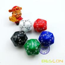 60 Sides Dice Polyhedral Dice 60 Sided Game Dice D60