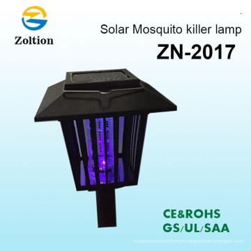 Novo inseto solar multifuncional Insetos assassino armadilha