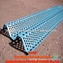 Hochwertige blaue Zwillingsart Windstaubnetz mit konkurrenzfähigem Preis (Herstellung)