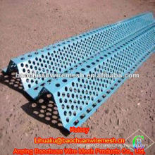 High quality blue twin type wind dust network with competitive price(Manufacture)