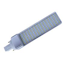Aluminium 13w 3014 smd G24 ampoule led lampe d'éclairage lampe usine vente