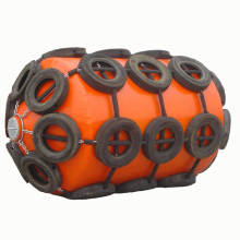 Impact resistant marine cushion foam filled rubber fender with ISO certificate