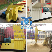 Máquina de trituração de bagaço de cana-de-açúcar da marca Yugong, moinho de martelo de biomassa