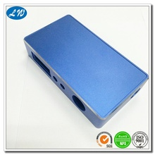 CNC aluminum parts for electronic cigarette enclosure case