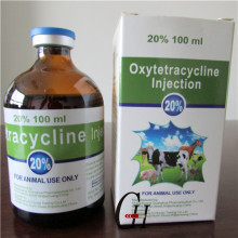Oxytetracyclin Injektion 20% 100ml